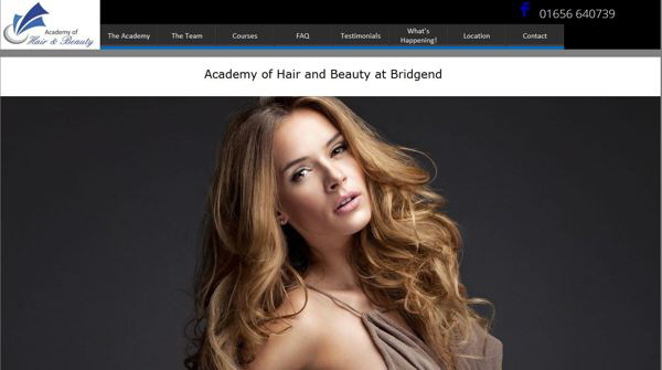 Academy of Hair and Beauty, Bridgend