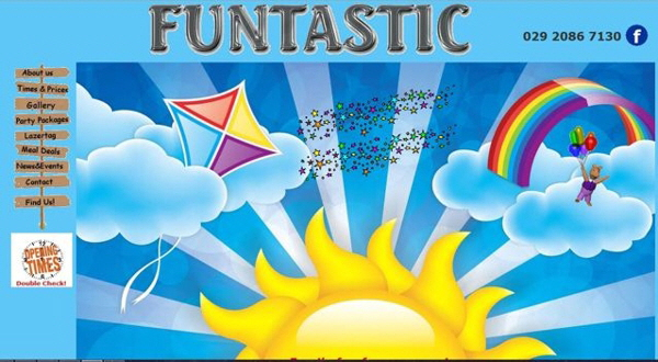 Funtastic Soft Play Centre, Caerphilly