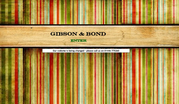 Gibson and Bond, Men's Outfitters, Cowbridge