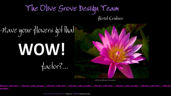 The Olive Grove Design Team Florists, Cardiff