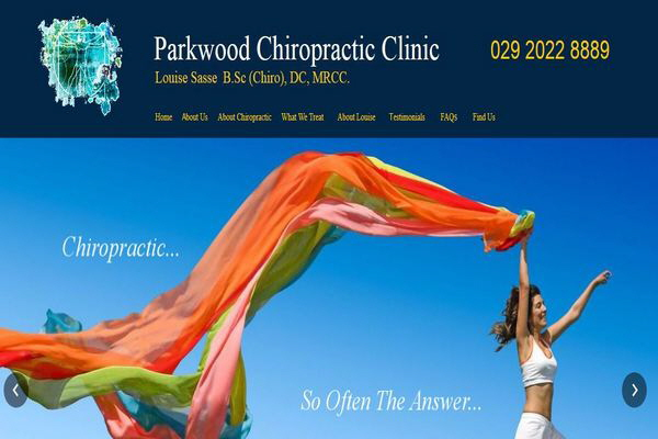 Parkwood Chiropractic Clinic, Cardiff
