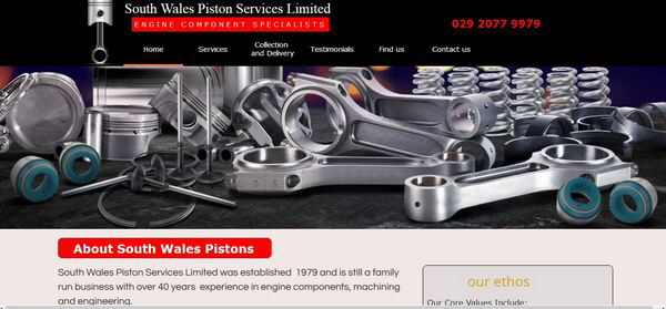 South Wales Pistons, Cardiff