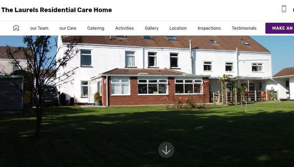 The Laurels Care Home, Aberdare